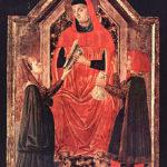 Sant Ivo che rende ragione, Neri di Bicci (?) ok. 1450 Florencja