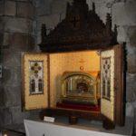 Relikwie św. Iwo w kościele św. Iwo w Minhy-Treguier