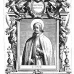św. Iwo jako tercjarz franciszkański