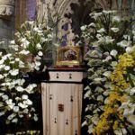 Czaszka św. Iwo w katedrze w Tréguier, fot. JC Even