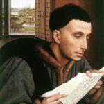St. Ivo, Roger van der Weyden, XV w. National Gallery Londyn